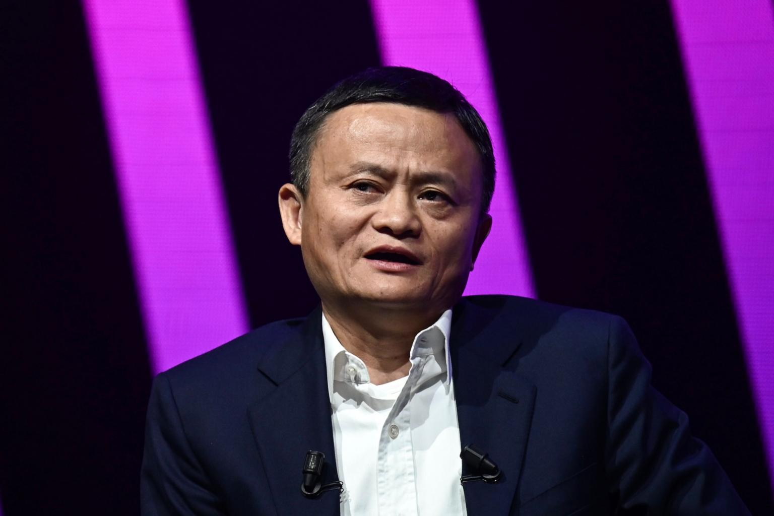 China's Jack Ma Resurfaces For The First Time Since October