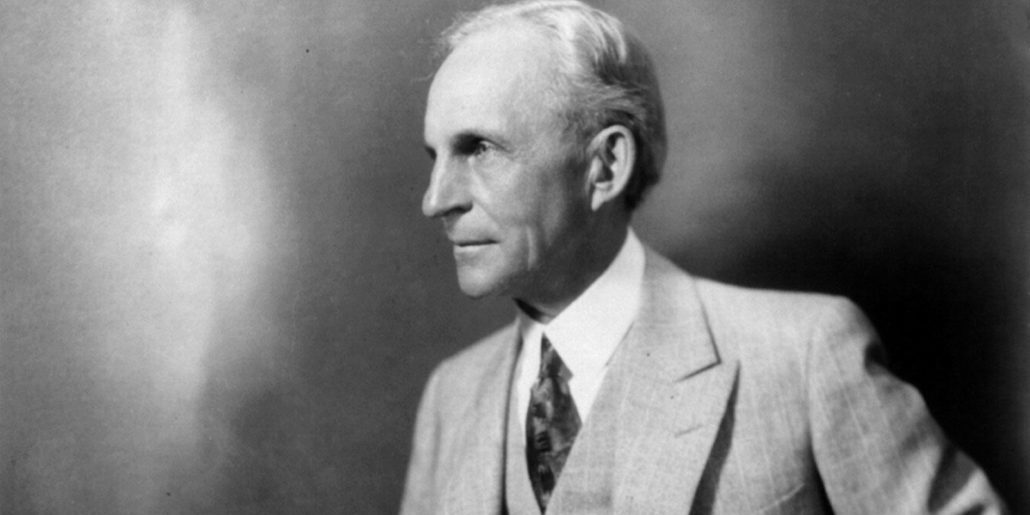 Smart Business Decisions That Changed The Course Of History: Henry Ford's $5-a-Day Revolution