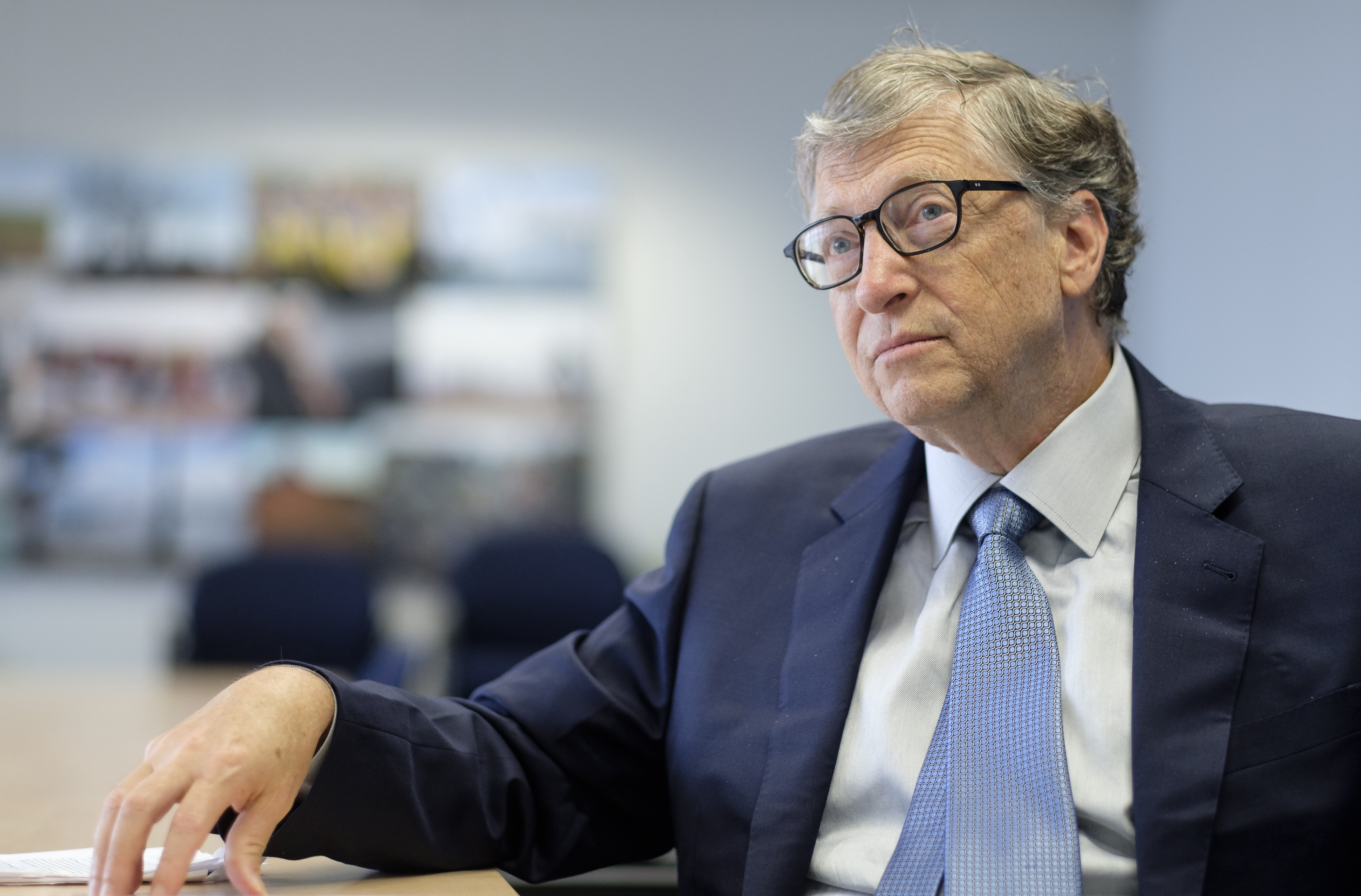 Bill Gates: It's Not Too Early To Think About the Next Pandemic
