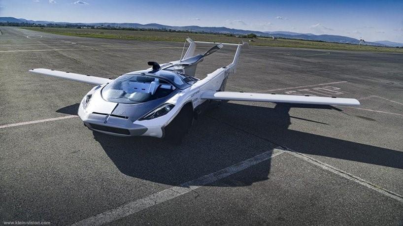 It's A Bird, It's A Plane, It's A Flying Car