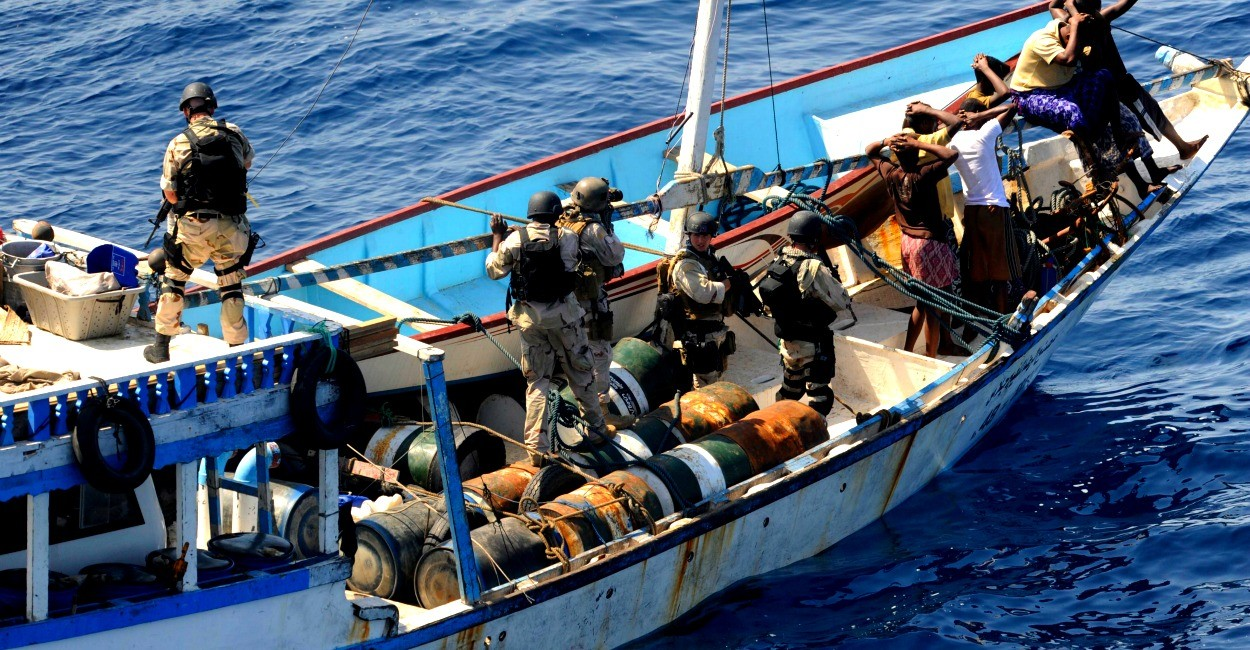 Piracy Pays in Africa's Gulf of Guinea