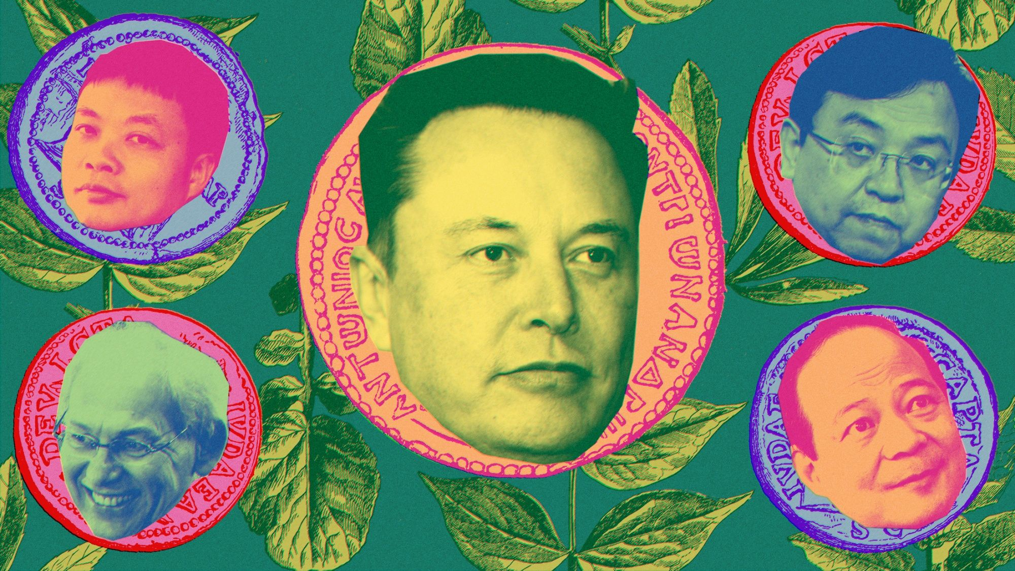 The Climate Billionaires: Elon Musk on Top, the Rest Are Made in China