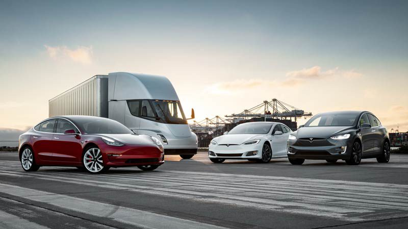 Tesla Says Sorry to China's State Grid After Blame for Damaging Car