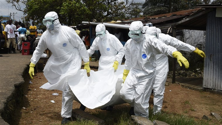 Guinea Confirms 3 Dead From Ebola, First Cases Since 2016