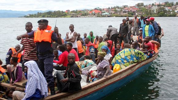 DRC: Dozens Killed, Hundreds Missing In Congo River Boat Disaster