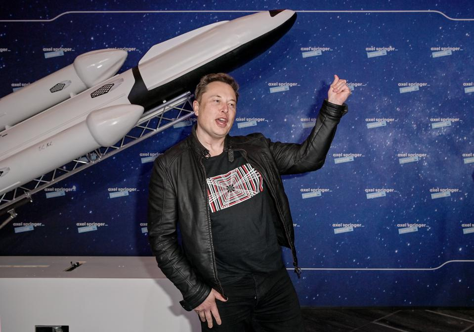 Elon Musk's SpaceX Now Valued At $74 Billion After Latest Fundraising Round