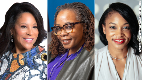 Black Women Executives Making History In The C-Suite Offer Career Advice
