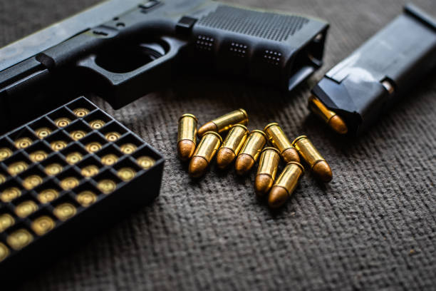 Gun Sales In The US Dropped Last Month. Here's Why