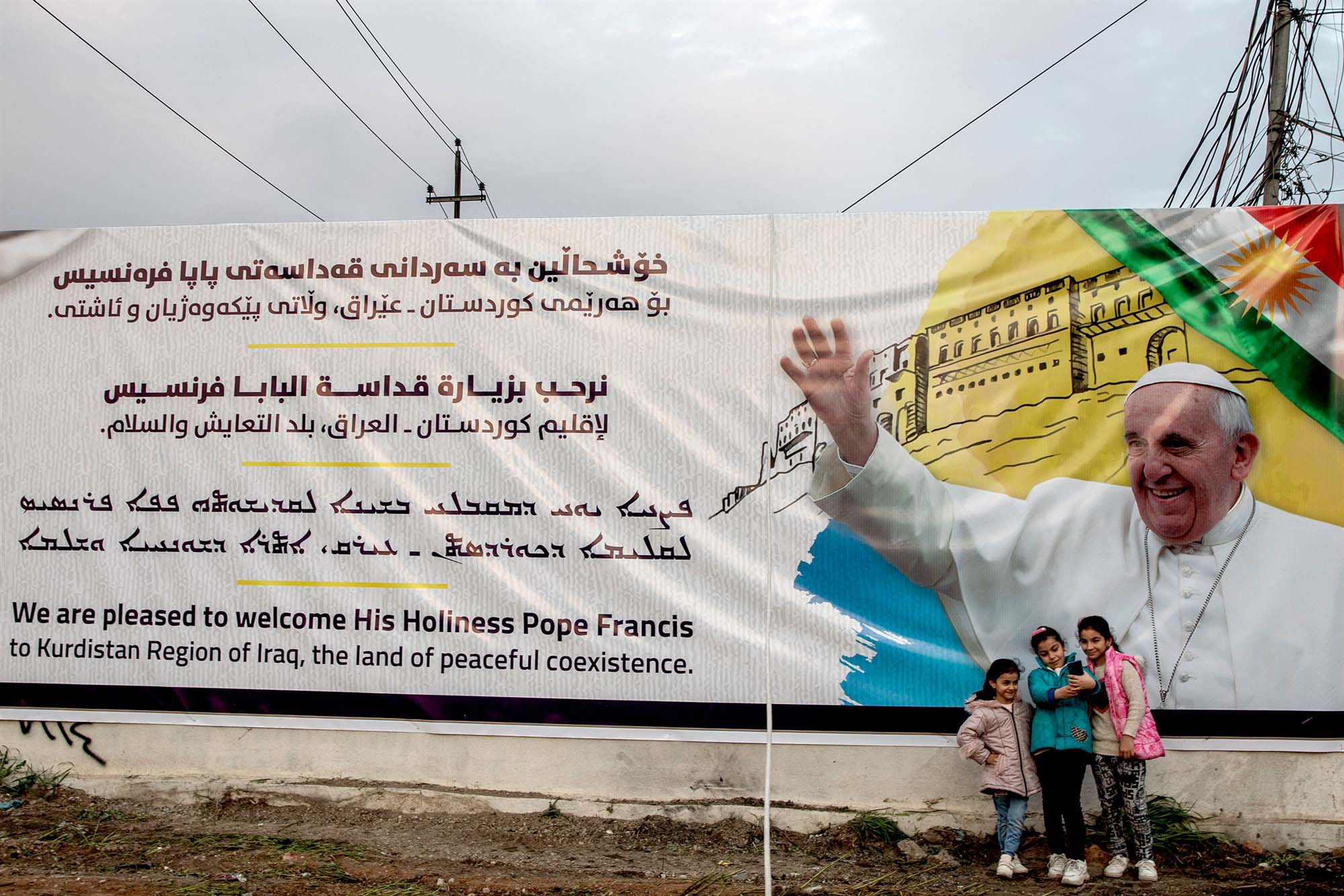 Pope Francis Is Visiting Iraq To Meet With Ayatollah Sistani. Here's Why It's A Historic Trip.