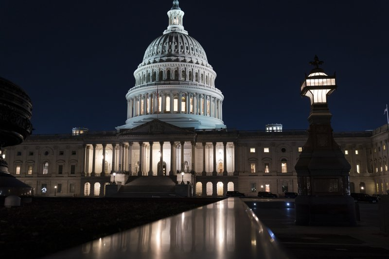 Senate Covid Relief Bill Nearing Final Vote After Marathon Overnight Session