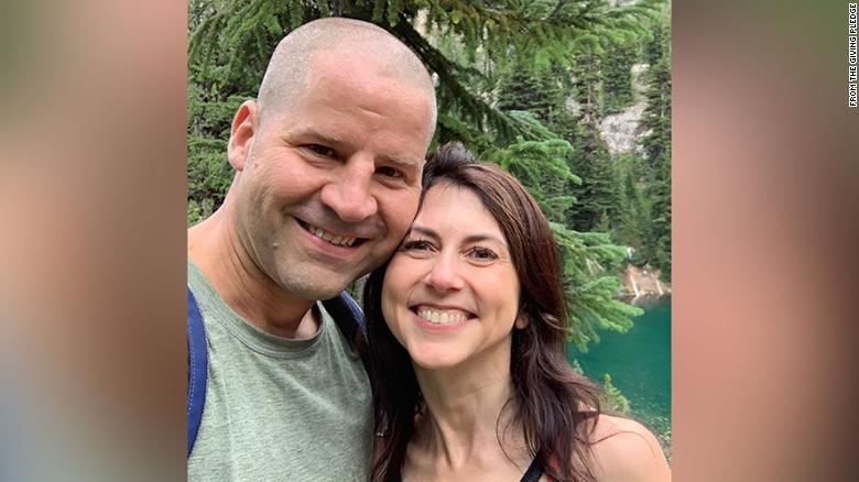 MacKenzie Scott, Ex-Wife Of Jeff Bezos, Has Remarried
