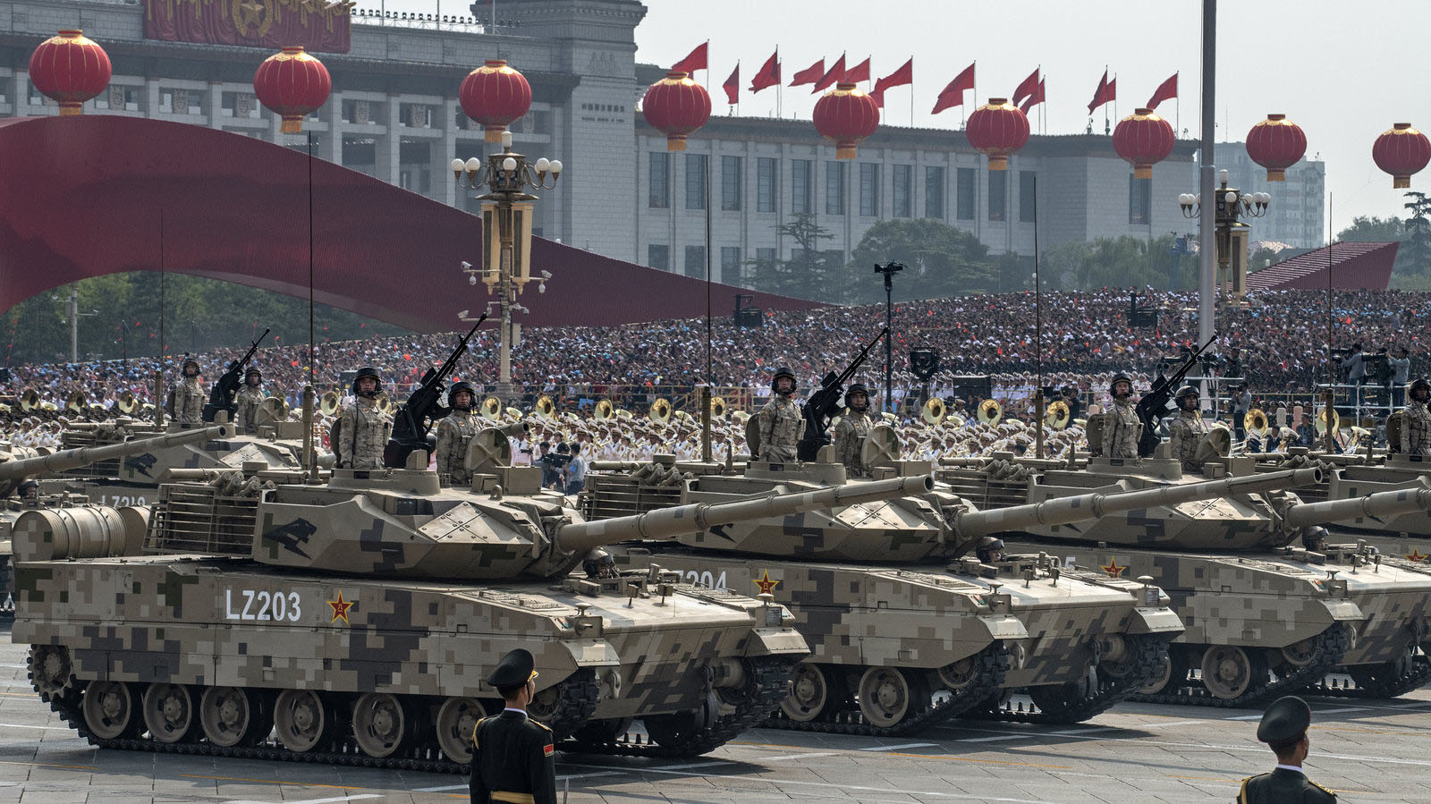 US Losing Military Edge In Asia As China Looks Like It Is Planning For War