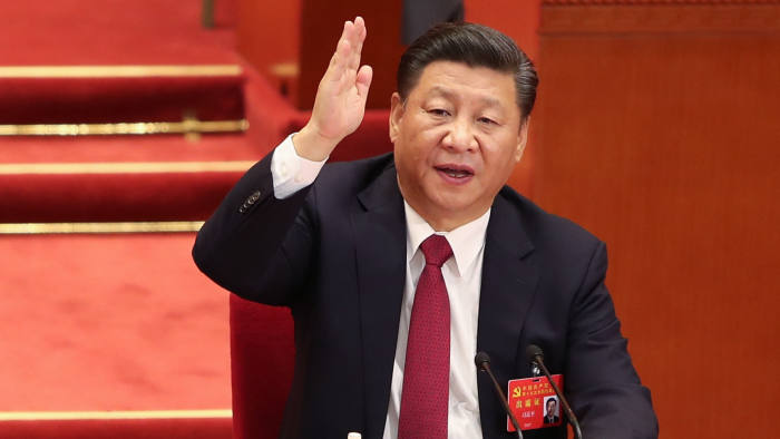 Chinese President Xi Pushes For More Crackdown Against Country's Tech Firms