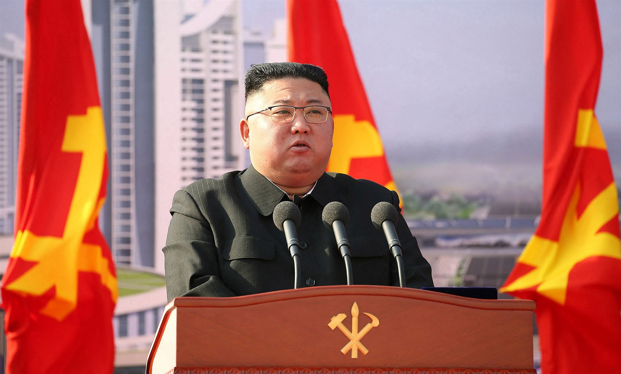 North Korea Launched Two Ballistic Missiles, U.S., Japanese Officials Say