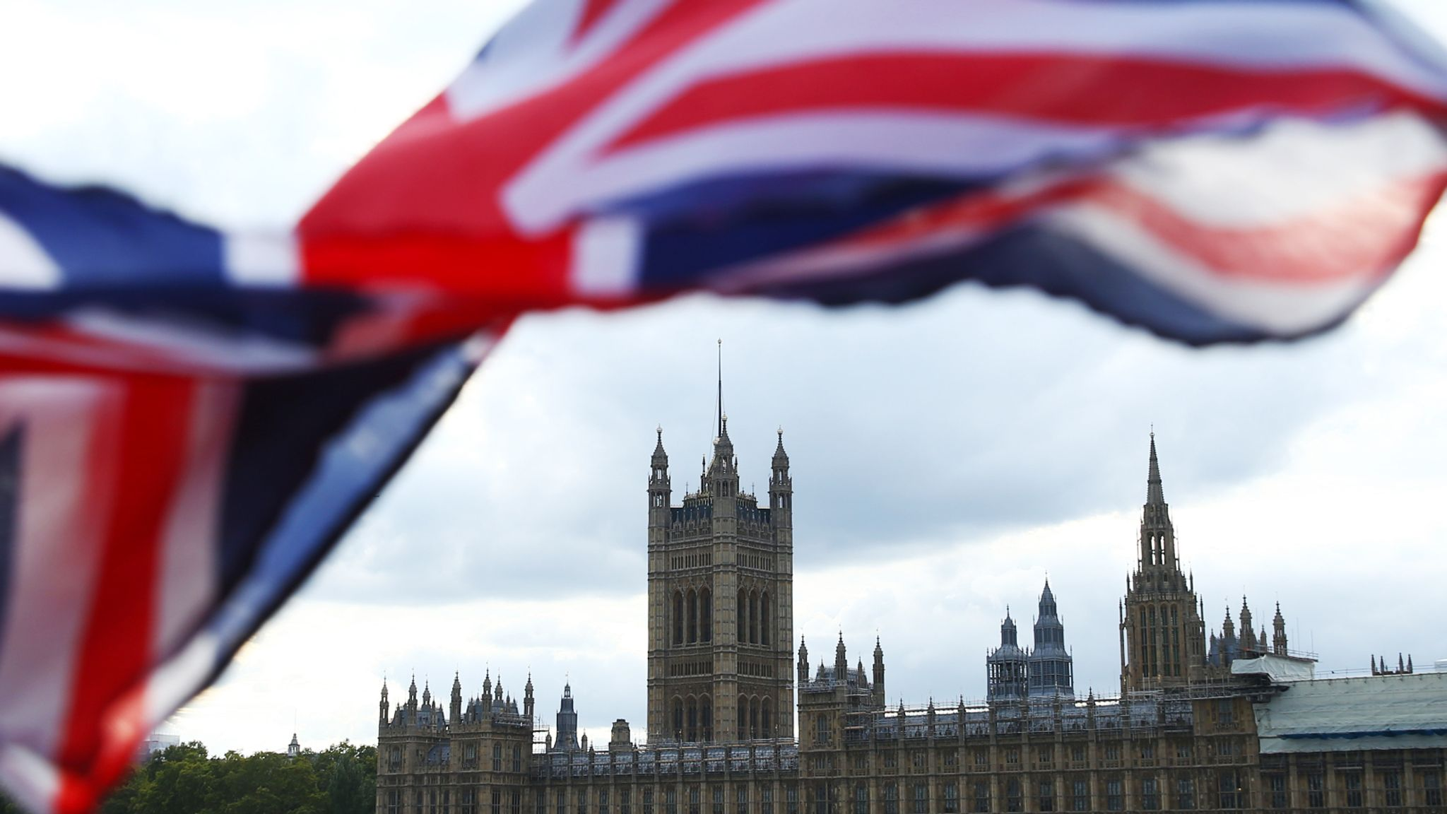 Union Flag Set To Be Flown On UK Government Buildings Every Day