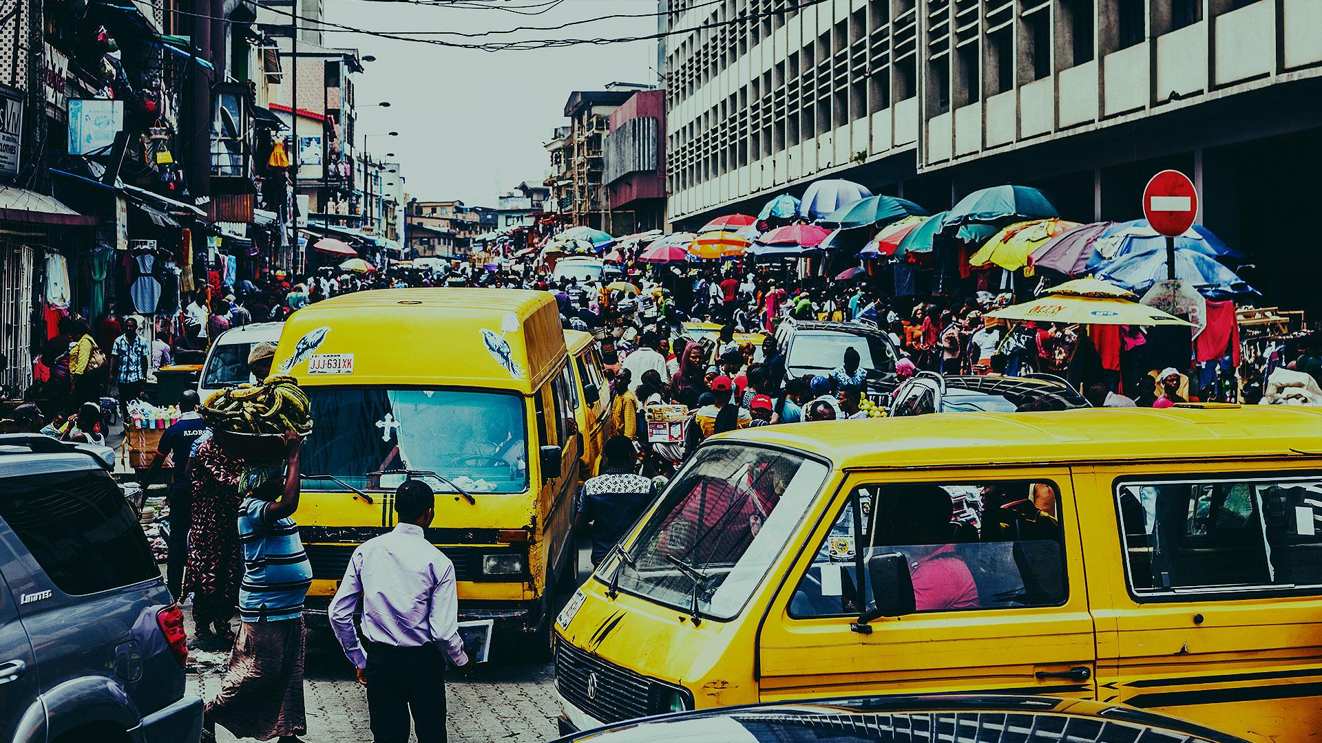 Solving Nigeria's Unbanked Population Problem