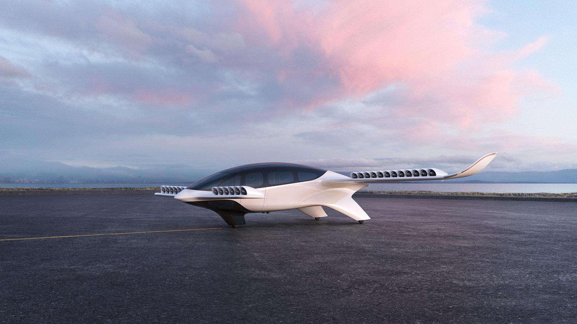 German Air Taxi Startup Lilium To List In $3.3 Billion SPAC Merger