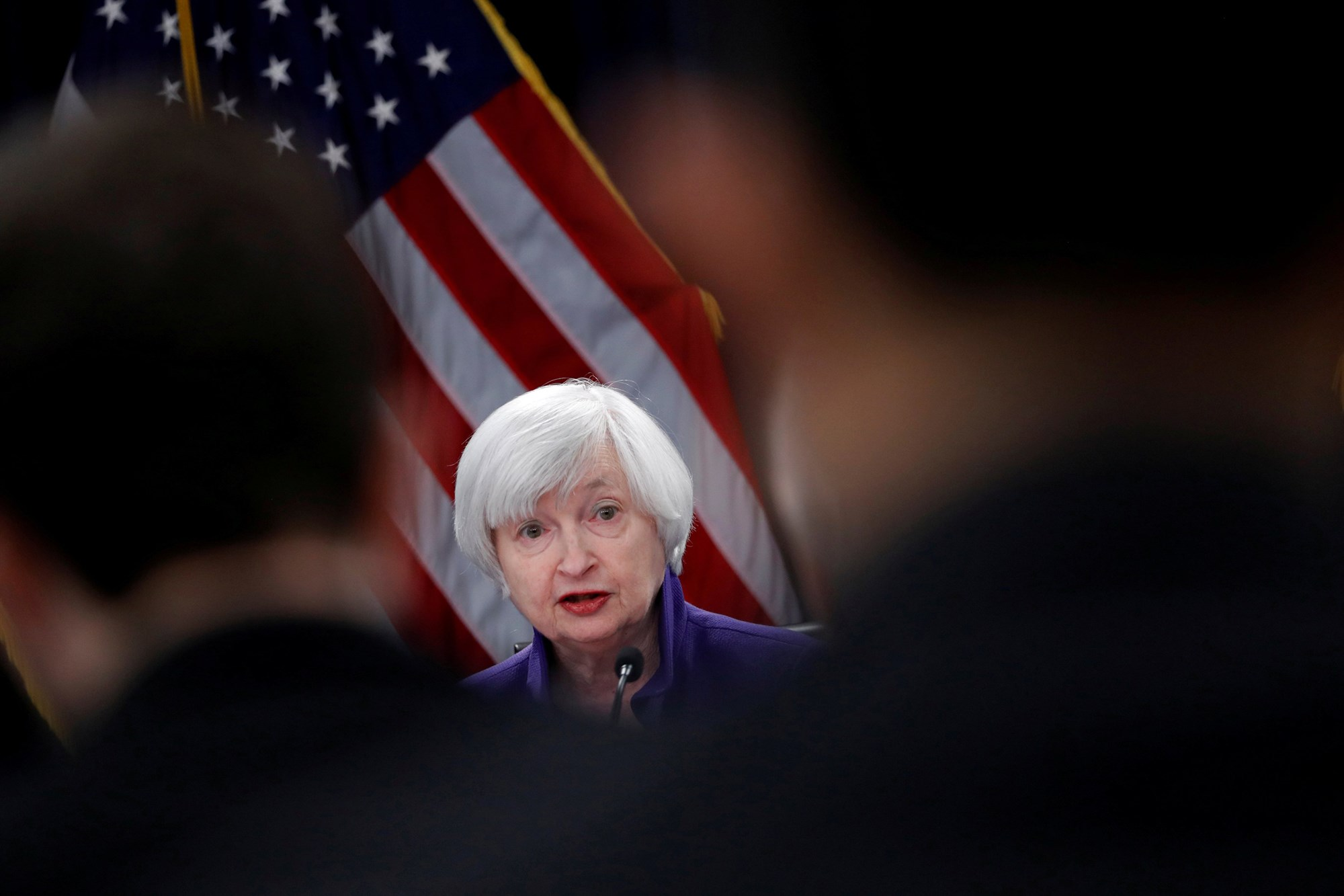 Yellen Pushes For Global Minimum Tax Rate For 'More Level Playing Field