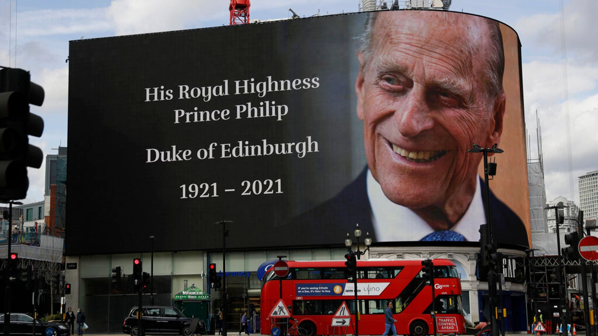 Prince Charles Pays Touching Tribute after Death of Prince Philip