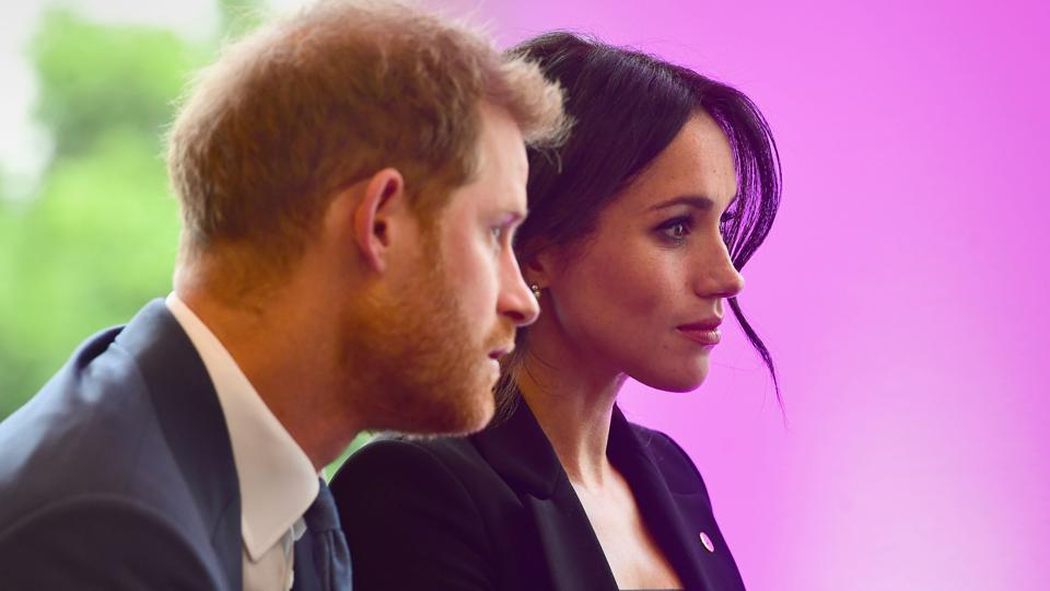 Prince Harry To Attend Prince Phillip's Funeral, But Meghan Will Not