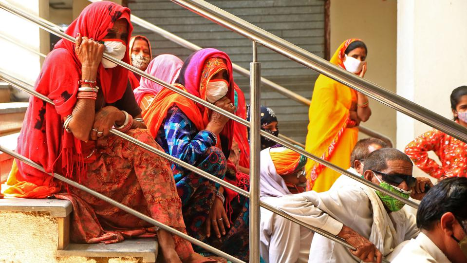 India's Covid Outbreak Is Now The World's Worst As It Lags In Vaccinations