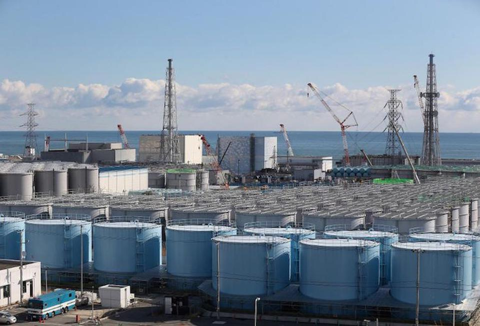 Japan Will Release Radioactive Fukushima Water Into The Ocean, And Why That's O.K.