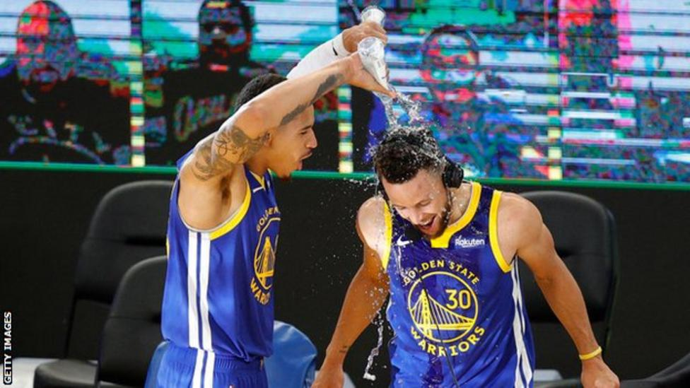 Stephen Curry Sets Golden State Warriors Record In Win Over Denver Nuggets