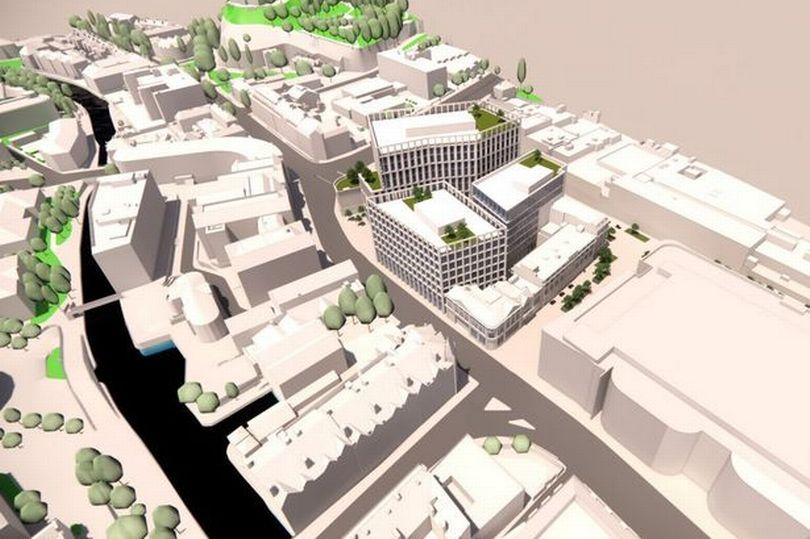 £200m Nottingham Office Scheme Could Create 5,000 Jobs
