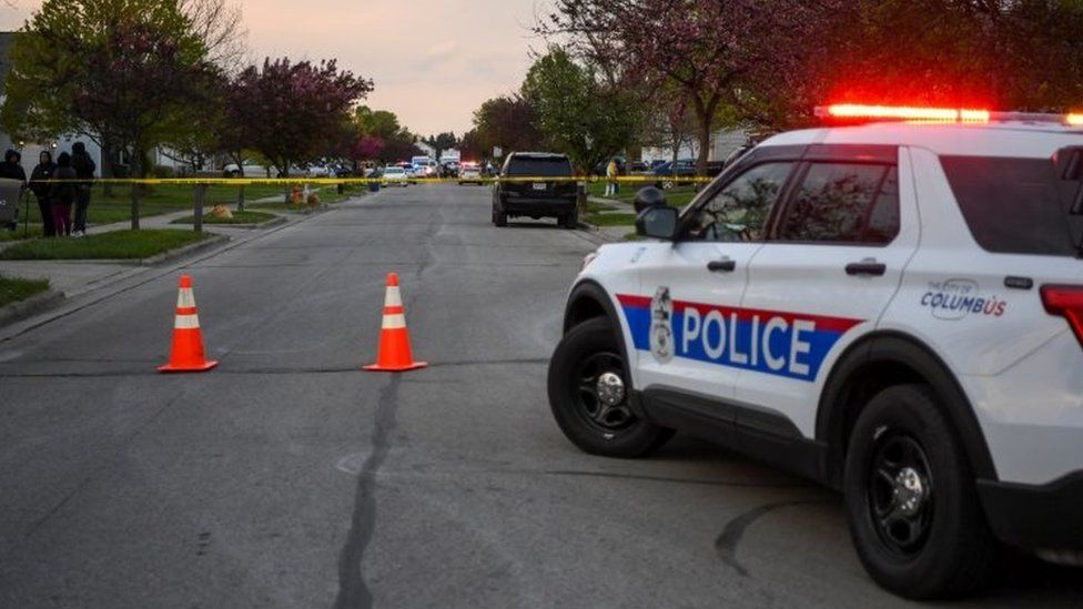 Ohio Police Officer Shoots And Kills A Black Teenage Girl Wielding A Knife