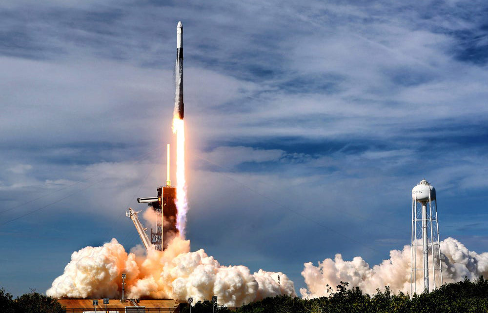 NASA Launches SpaceX Rocket Carrying 4 Astronauts To International Space Station