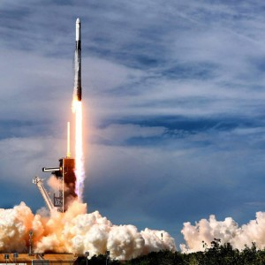 nasa-launches-spacex-rocket-carrying-4-astronauts-to-international-space-station