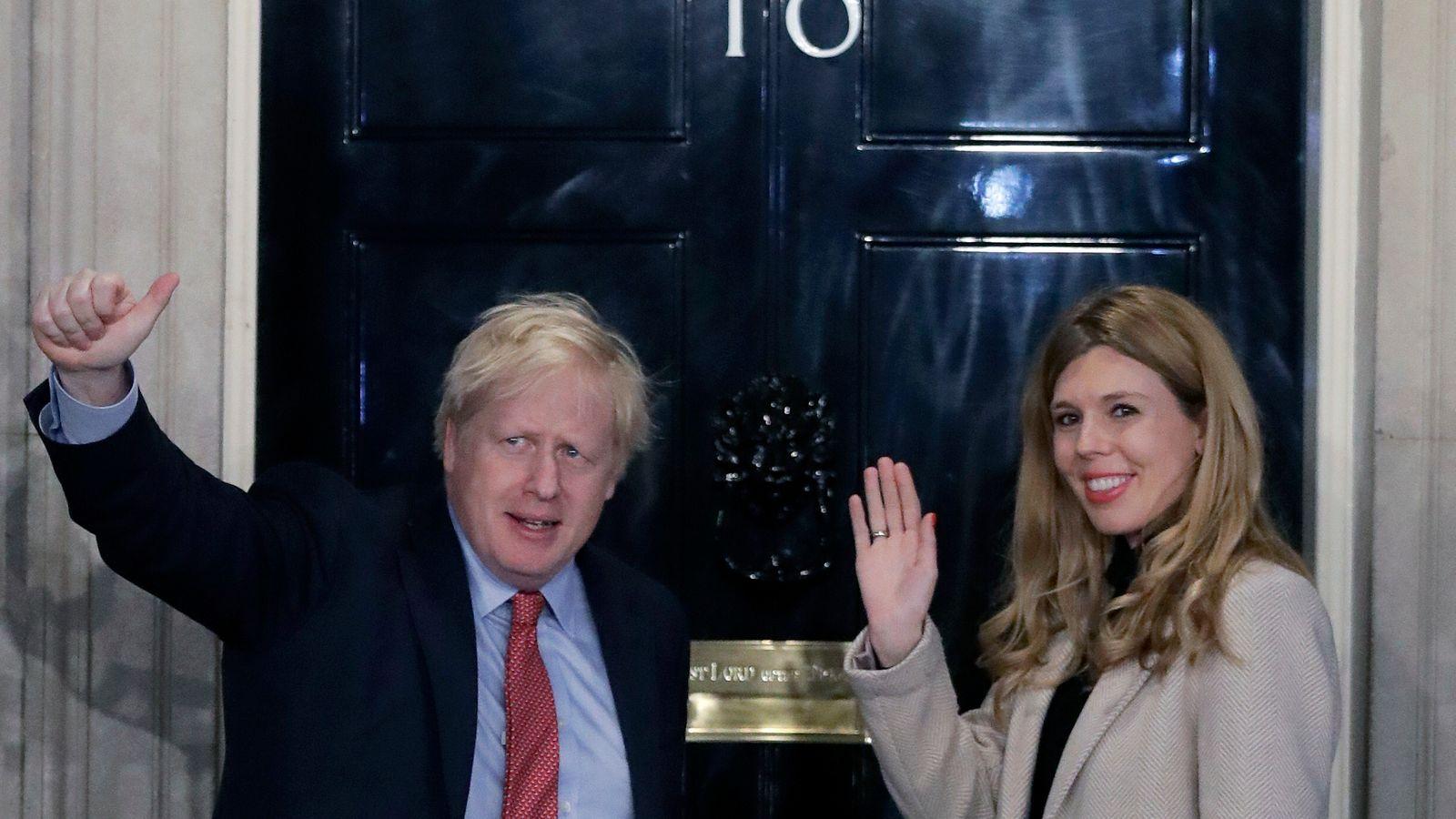 Boris Johnson Faces Inquiry Demand Into Downing Street Flat Refurb Funding