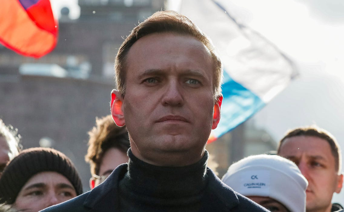 Jailed Russian Opposition Leader Navalny Says He Will End Hunger Strike