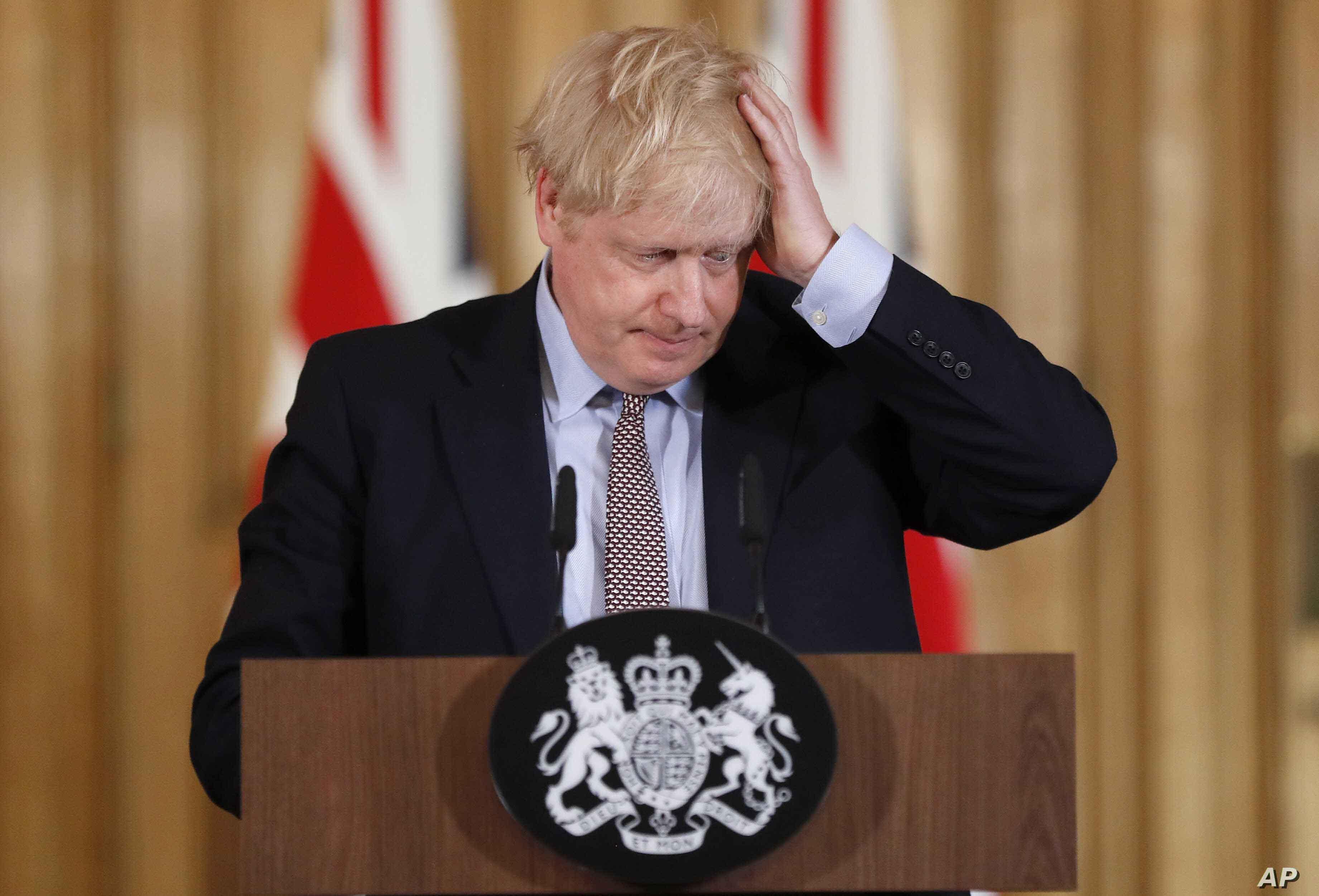 Electoral Commission To Investigate Boris Johnson
