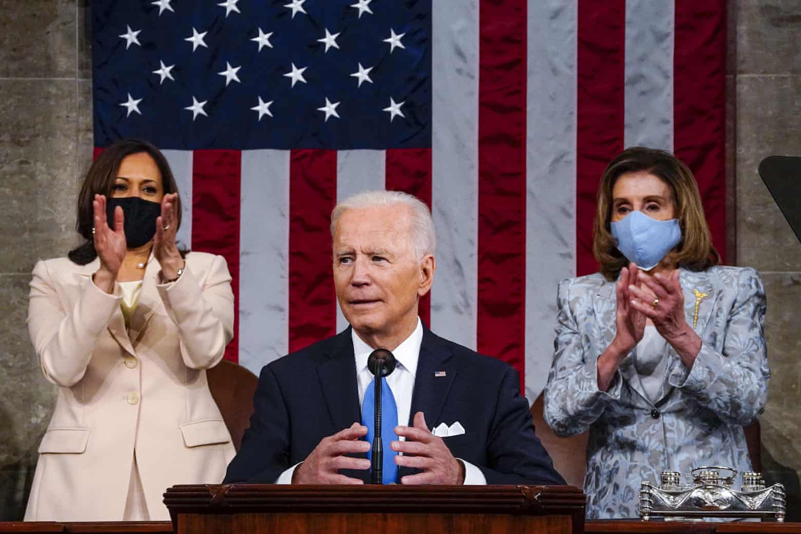 Key Topics In Biden's Speech To America