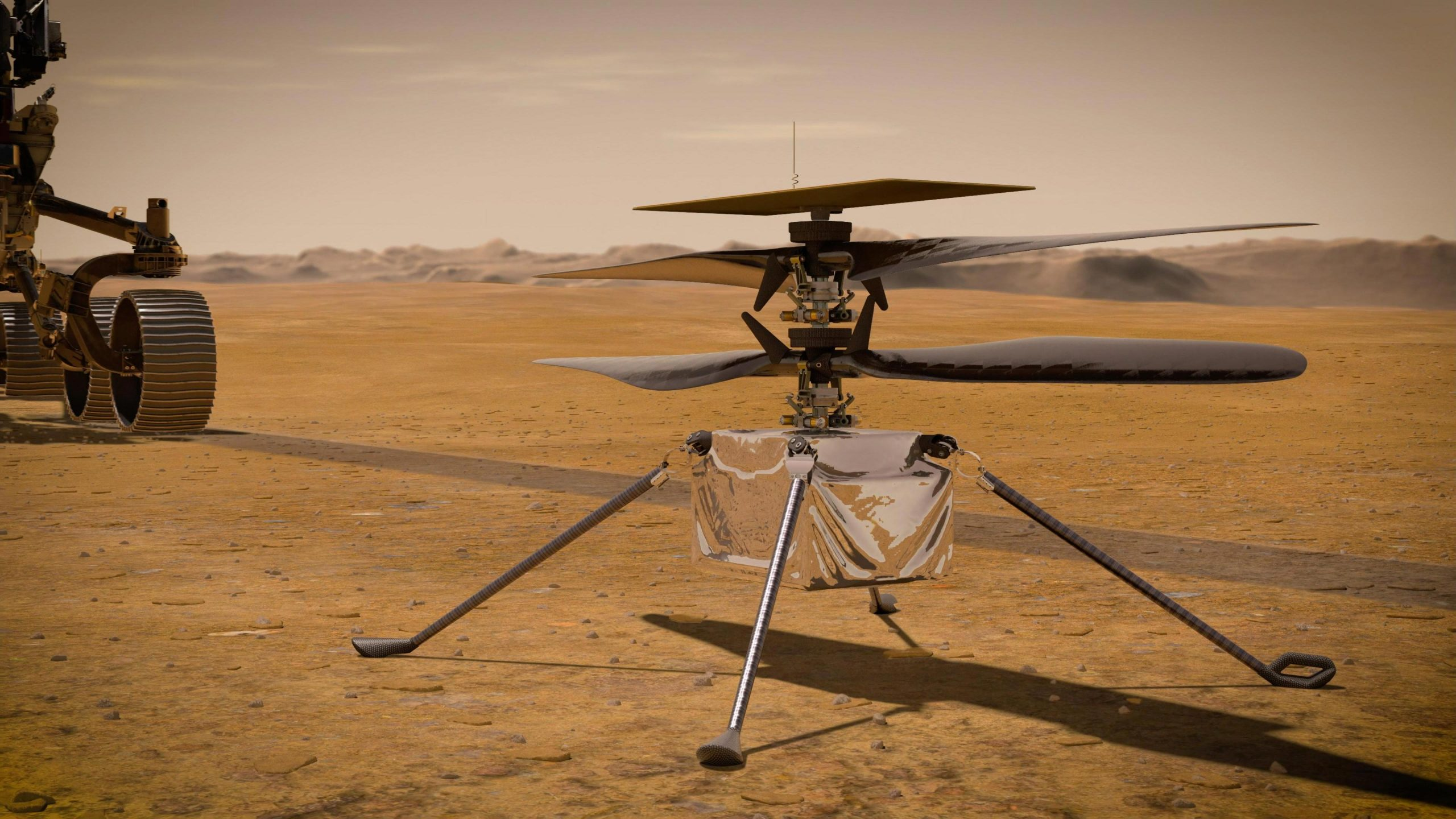 After Fourth Successful Flight, Mars Helicopter Gets A New Mission