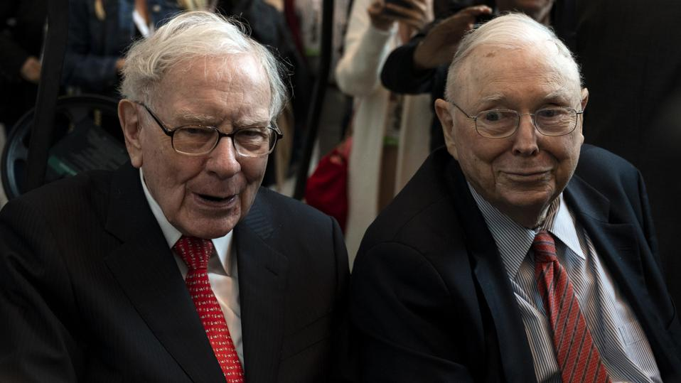 Berkshire Hathaway Vice Chairman Calls Bitcoin 'Disgusting' And Bad For Civilization