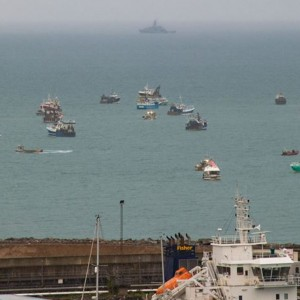 French Military Ship Heads To Jersey To Join Post-Brexit Fishing Protest