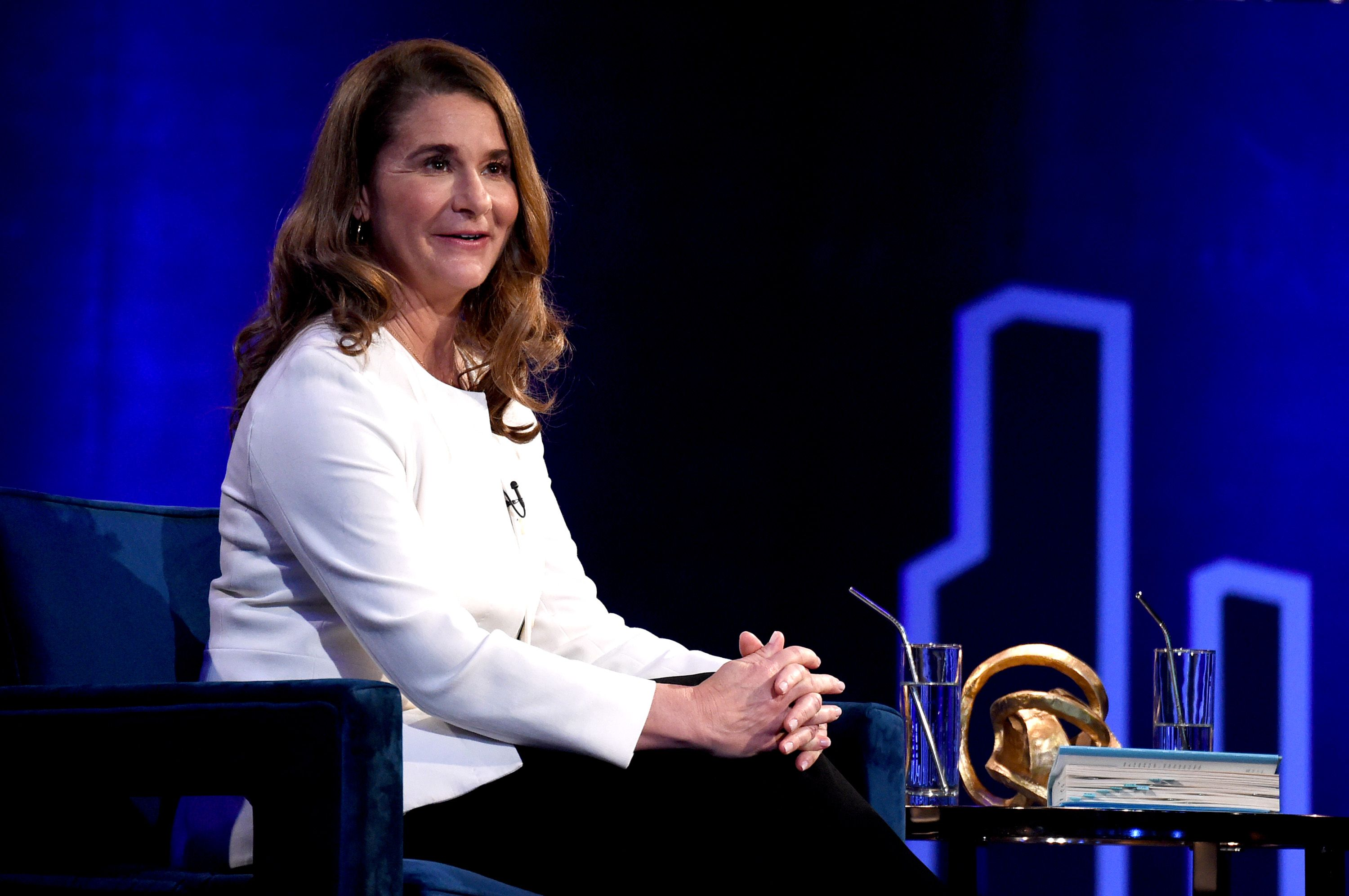 Melinda Gates Now A Billionaire After Stock Transfer From Bill Gates