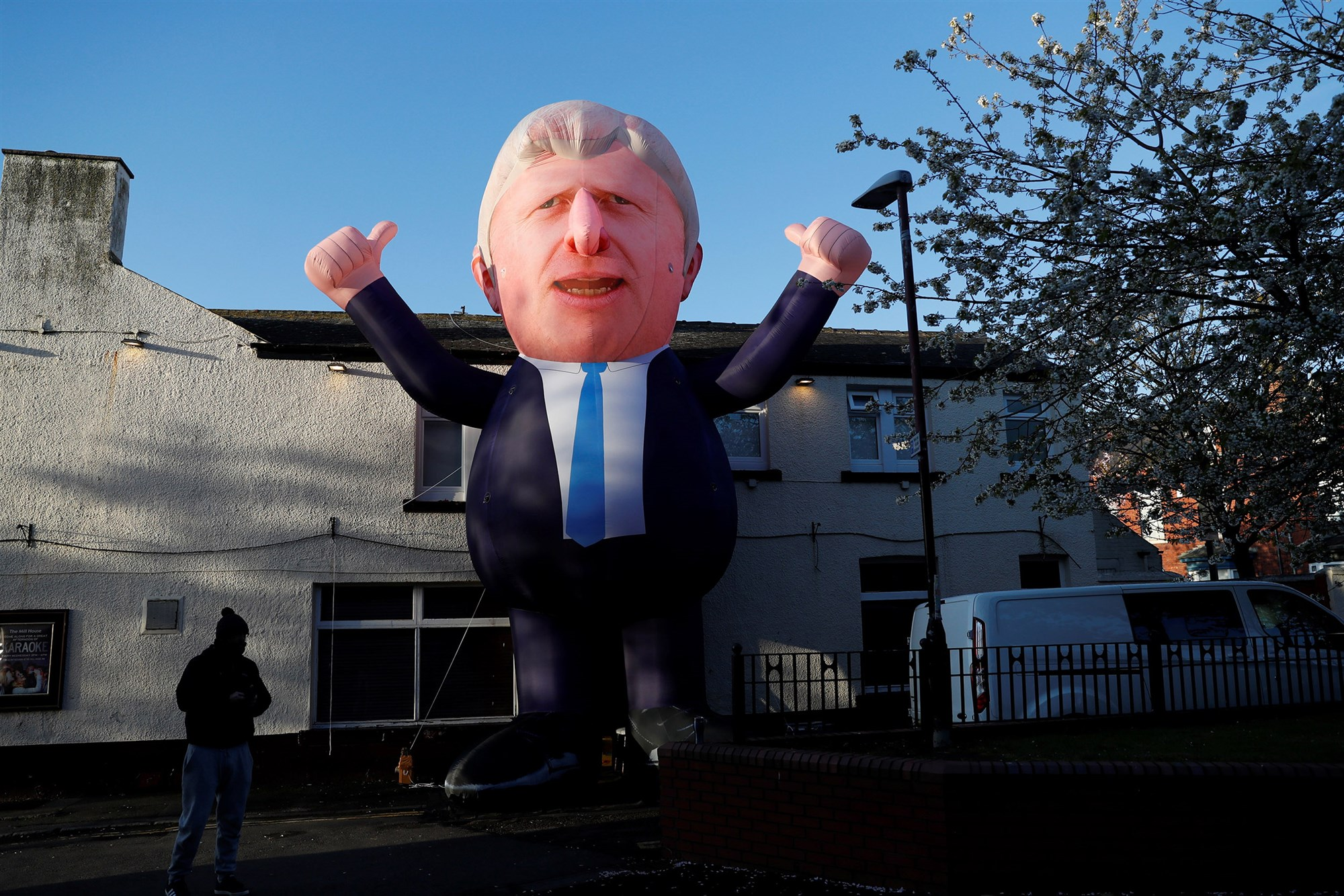 Boris Johnson's Conservative Party Sweeps Aside Labour In Hartlepool, U.K. Northern Town