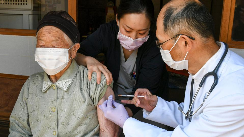 Tens Of Millions Of Unused Covid Vaccine Doses Are Reportedly Piling Up In Japan