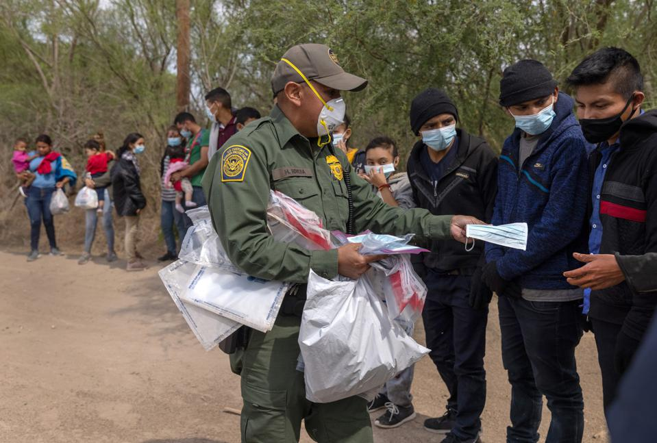 Biden Administration Reportedly Needs Billions In Extra Funding To Shelter Migrant Kids