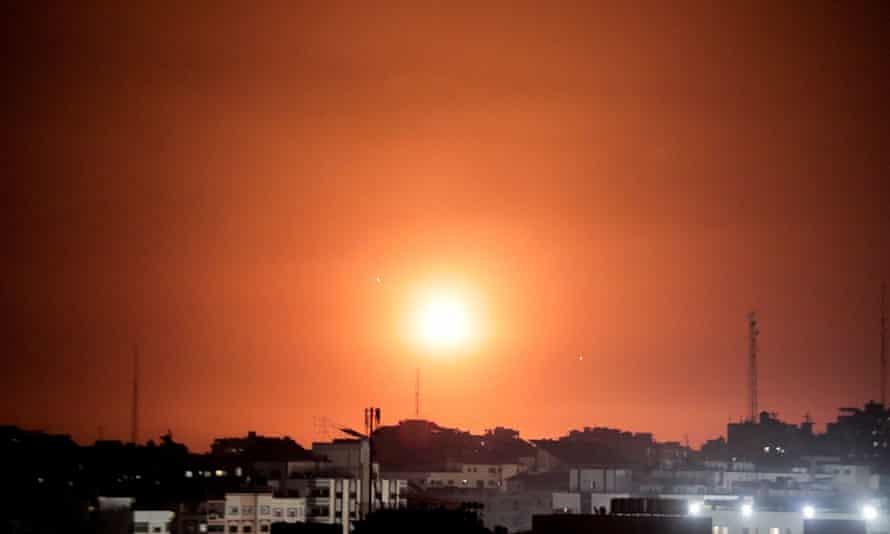 Twenty-Four Dead In Gaza After Jerusalem Violence Spreads