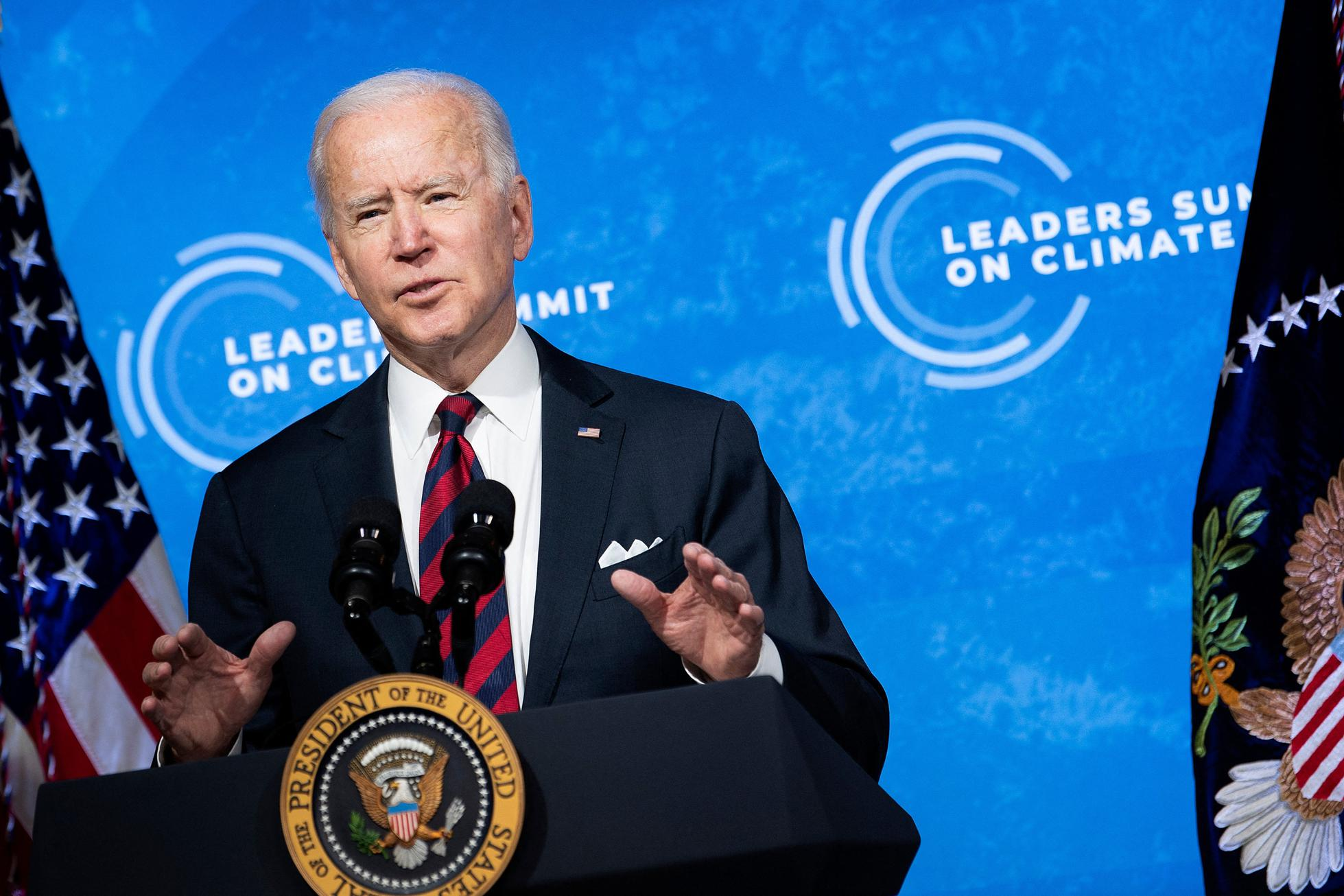 Biden Wants To Take On The Fossil-Fuel Industry. Dozens Of His Officials Are Invested In It