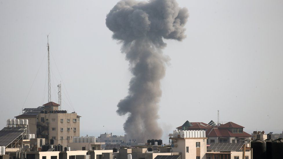 Israel-Gaza: Hamas Official Predicts Ceasefire 'Within A Day Or Two'