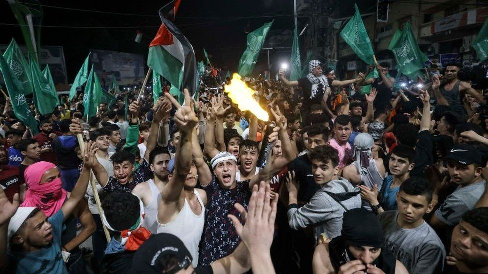 Israeli-Palestinian Ceasefire Comes Into Effect