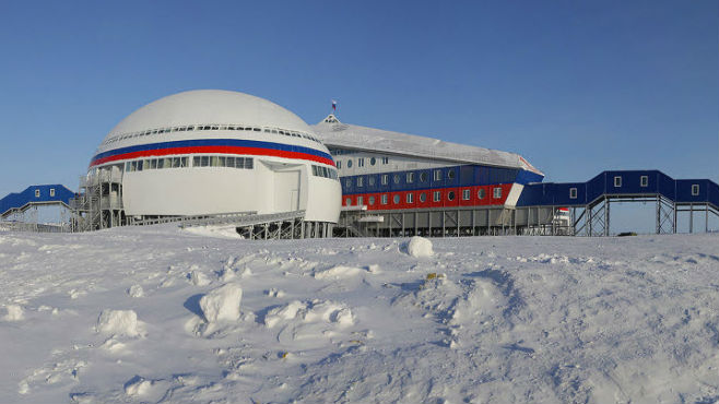 As The US And Russia Spar Over The Arctic, Putin Creates New Facts On The Ground