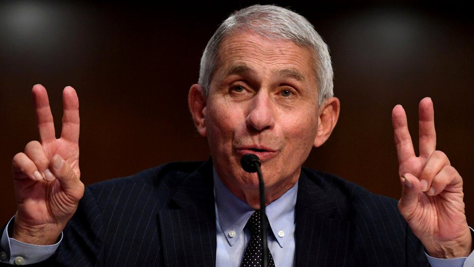 Chinese State Media Is Turning On Fauci Amid Wuhan Lab Controversy
