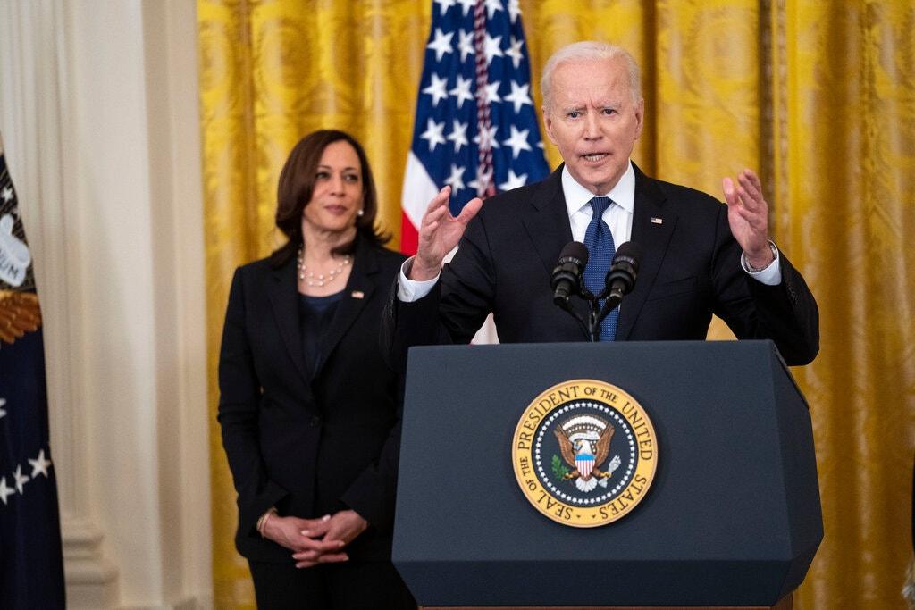 GOP Counters Biden's Infrastructure Plan With $928 Billion Offer