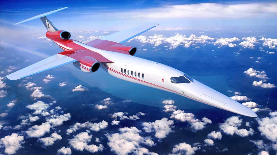 The Dream Of Supersonic Passenger Flight Hits Turbulence